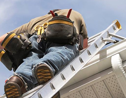 Staying Safe With Roof Ladders