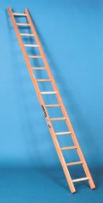 Wooden Single Section Ladder
