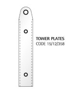 TOWER PLATES - 15/12/358