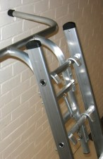 TUBULAR GUTTER BRACKET