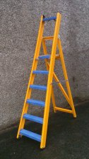 Glass Fibre Platform Steps - AFPS