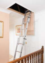Domestic Loft Ladder - DAL