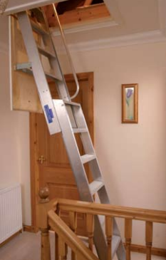 Original Ramsay Loft Ladder - AL