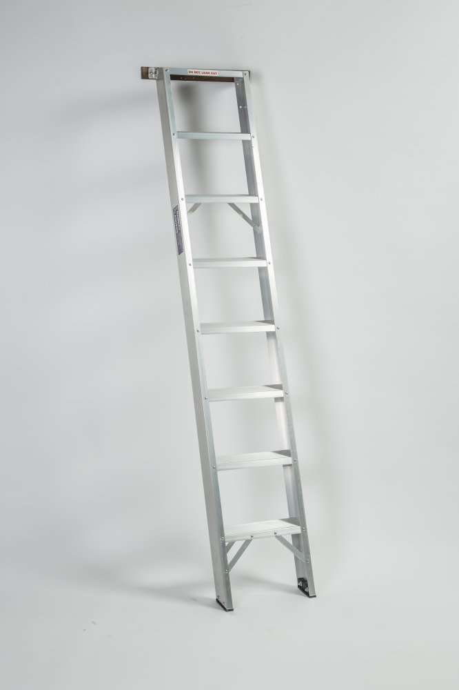 ALUMINIUM SHELF LADDER - ASL
